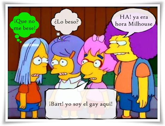 Milhouse Gay 35