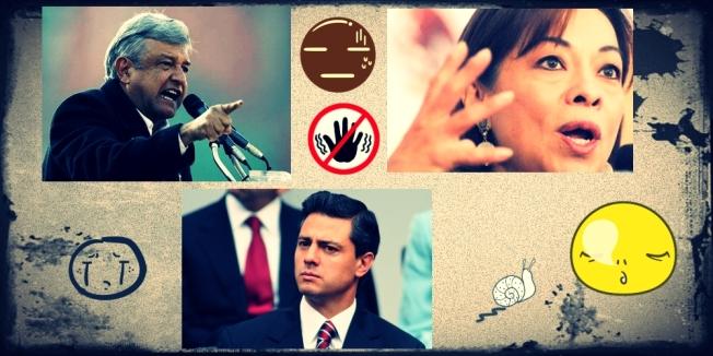 candidados 2012 elecciones mexico