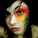 colour-eye-face-gay-girl-rainbow-Favim.com-64565