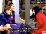 veronica diciendo que sarah la hizo enamorarse